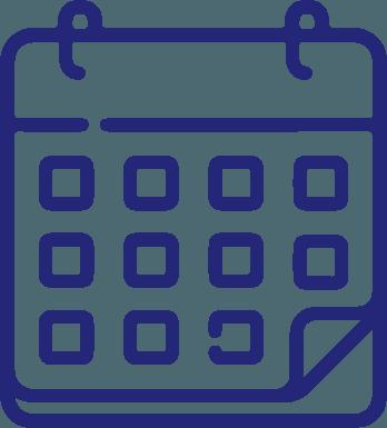 icono calendario