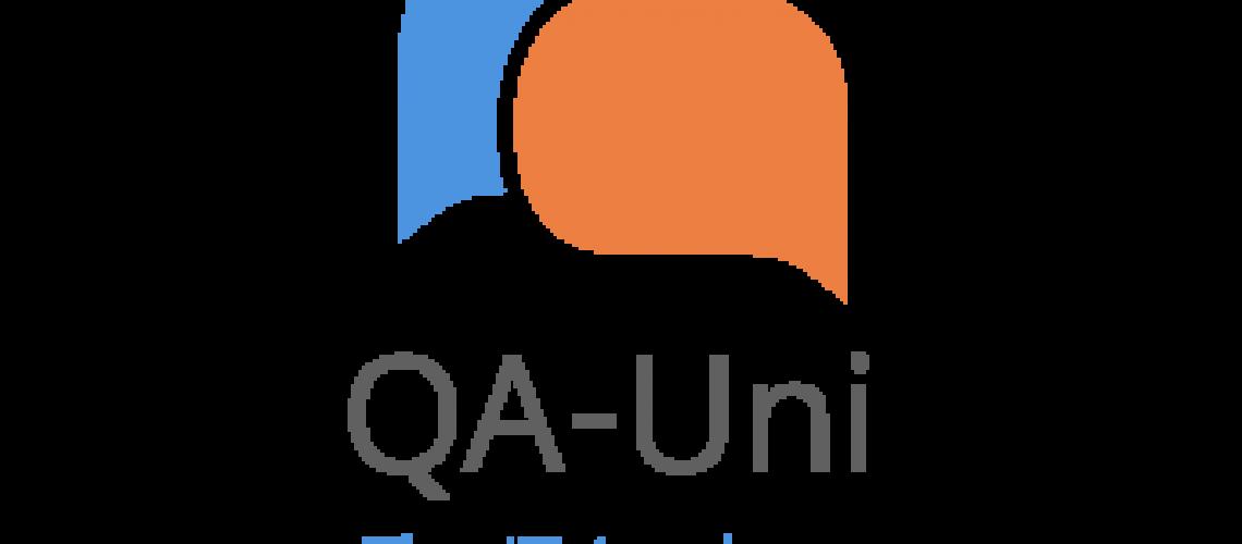 logo QA uni IT academy