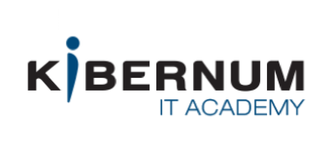 logo kibernum IT academy